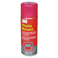 3M Photo Mount - lepidlo ve spreji